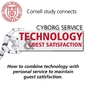 Cyborg Service: Cornell Study Connects Technology & Guest Satisfaction