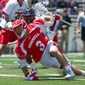 Maryland crushed by Cornell, 16-8