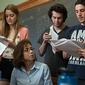 Student 'senators' debate U.S. budget in government class