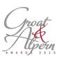 Groat and Alpern 2015 awardees are Sara Horowitz and Beth Florin
