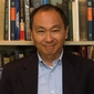 Fukuyama '74 speaks at democracy panel Nov. 18