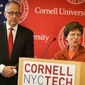 Cornell NYC Tech campus patents a bold idea
