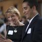 Top seniors and their teacher-mentors honored