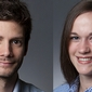 Ari Diaconis '14 and Lynne Kolodinsky '14 Receive Law Library's Cantwell Prize