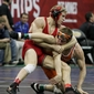 Wrestling Advances Three to Quarterfinals at NCAA Tournament