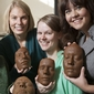 Grad students create lifelike 'Roman' funeral masks