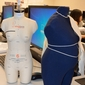 Fashion students create outfits for plus-size women