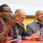 Panel discusses the death of Michael Brown