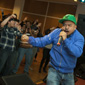 Hip-Hop Artists Participate in Library Celebration