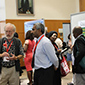 Library hosts international information congress
